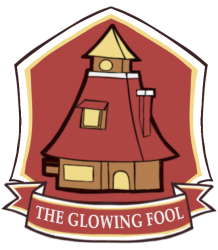 The Glowing Fool